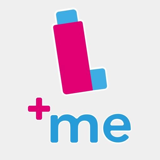 Asthma+me app logo image