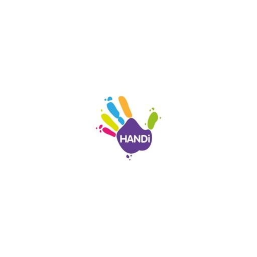 HANDi Paediatric app logo image