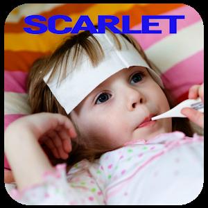 Scarlet Fever app logo image