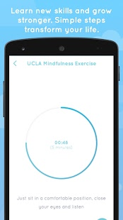 ORCHA - Review of 7 Cups: Anxiety & Stress Chat version 4 6 6 on Android