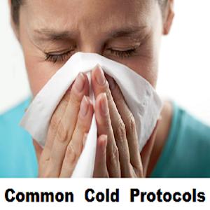 Common Cold Protocols app logo image