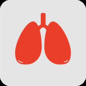 iCare Respiratory Rate app logo image