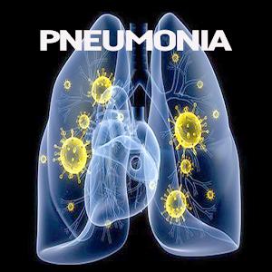 Pneumonia Disease app logo image
