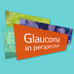 Glaucoma in perspective UK app logo image