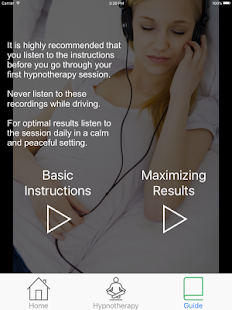 ORCHA - Review of Cyrus Insomnia Hypnotherapy version 1 0 on Android
