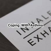 Coping with asthma app logo image